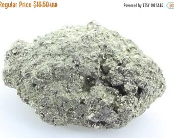 ON SALE Pyrite Semi-rough Mineral 10-12oz