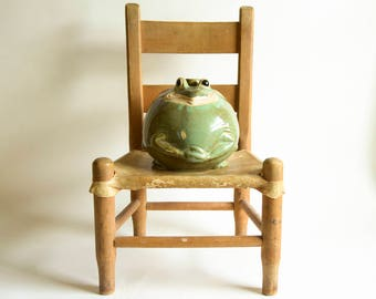 Ladder Back Chair Etsy