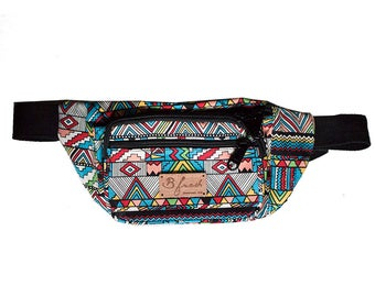 Colored Pencils Fanny Pack Bum Bag