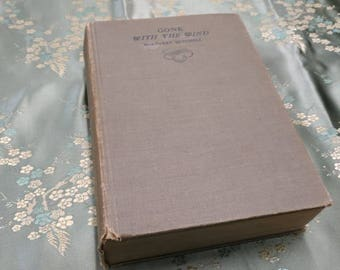 Gone With The Wind by Margaret Mitchell November 1936 printing