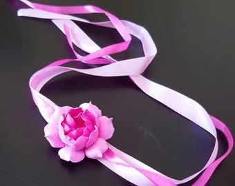 Gardenia Whist Corsage Flower Corsage Child Wrist Corsage Flower Corsage for little Girl