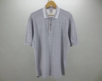 Nike Shirt Vintage Nike Polo Shirt Nike Casual Polos Men's Size M