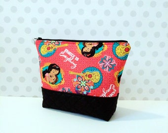 Large Makeup Pouch / Elena of Avalor