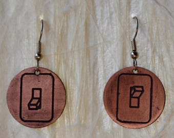 Switch Earrings