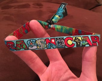 Bassnectar Freestyle 2017 Wristband