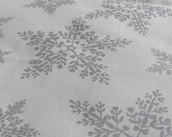 Snowflake Tablecloth | Etsy