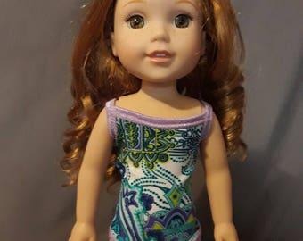 Wellie Wisher swimsuit