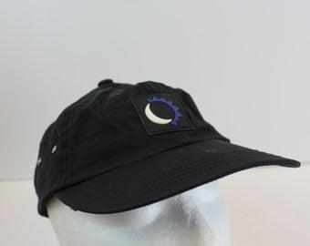 Marlboro 90s Moon logo hat cap low profile