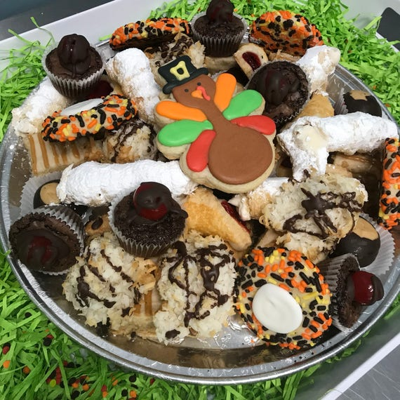 Thanksgiving Cookie Tray (pick up only)