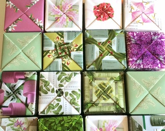 Recycled Origami Paper Boxes-Favors-wedding paper box-Orgami gift Box-Upcycled Packaging-recycled gift box-Holiday gift Boxes