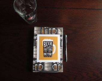 Beer is Better Journal