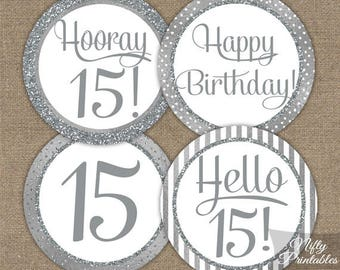 Cupcake toppers Etsy
