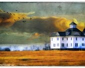 "Single iPad Digital Project: ""Ladonia House"""