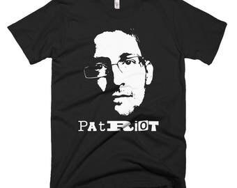 Edward Snowden The American Patriot T-Shirt - Men's