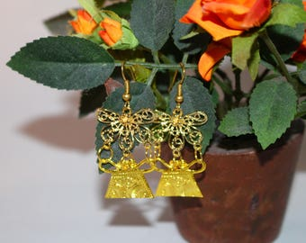 Floral Earring