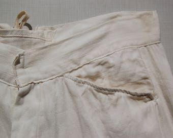 Vintage U S Navy Sailor Pants circa the 40's