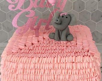Baby Girl - Cake Topper