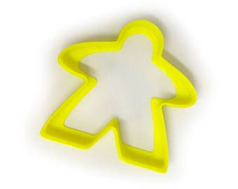Meeple Cookie Cutter