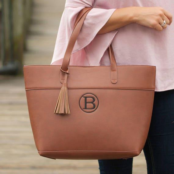 Aubrey Purse, Monogrammed Purse, Leather Purse, Monogrammed Handbag, Personalized Handbag