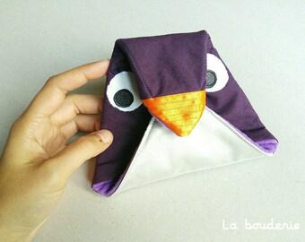 Purple OWL nipple
