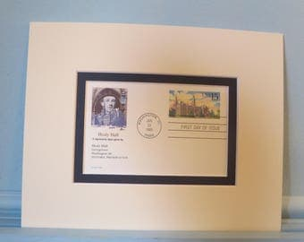 Georgetown University founded in 1789 featuring Healy Hall & 200th Anniversary First Day Cover