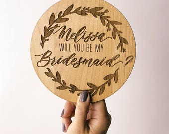 Bridesmaid Proposal Gift - Set of 4
