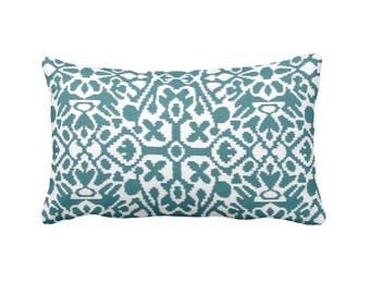 SALE | 30% OFF: Decorative Throw Pillow Cover Blue Pillow Cover Blue Lumbar Pillows Decorative Pillows for Couch Pillows 12x18 12x20 12x24