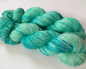 Ollie Hand Dyed Superwash BFL/ Nylon Sock Yarn
