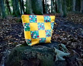 Big projectbag autumn forest