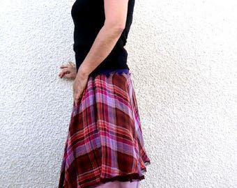 original pink skirt