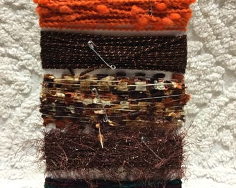 FUNCTIONAL FIBERS! - Shades of Autumn! - 10 Yards of Each Hue!