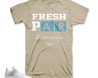 Jordan 4 Linen Fresh Pair Shirt