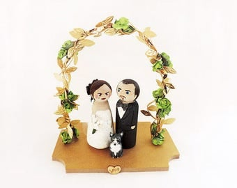 Cake toppers / Cake topper wedding