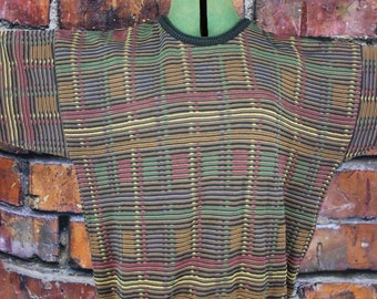 Tosani Vintage 1990s Cosby Sweater