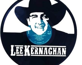 Lee Kernaghan - Vinyl Record Art