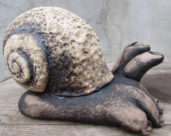 Ceramic Footsnail