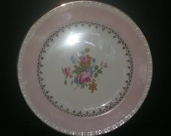 "Homer Laughlin ""Arcadia"" Bread and Butter Plate"