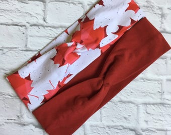 CANADA DAY SET - Canadian Maple - Baby - Toddler - Child - Teen - Adult