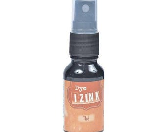 Izink Dye - Ink watercolor Brown the 15 ml