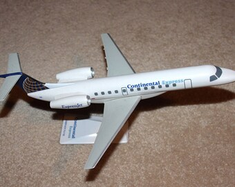 Airplane Display Model, Continental Express Express Jet