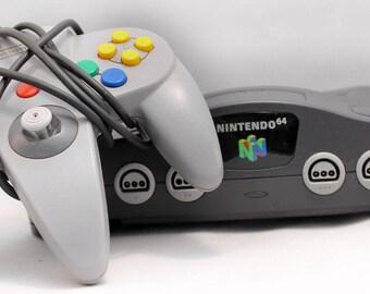 Nintendo 64 Complete System!!