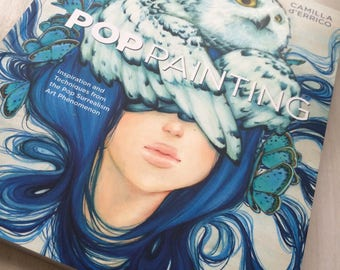 Pop Painting Book