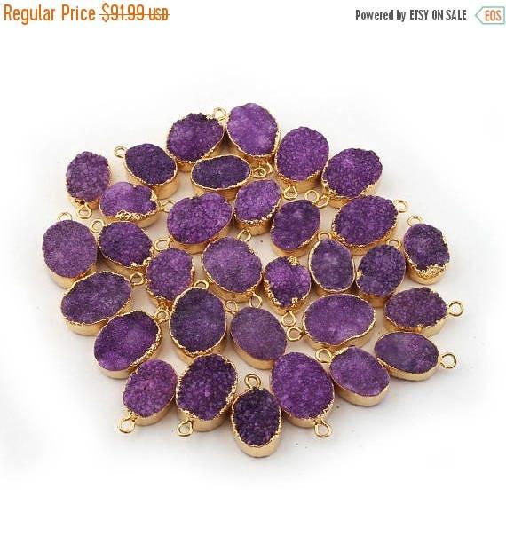 32 Best Compliments Of Purple Images On Pinterest: CYBER MONDAY SALE Bulk Wholesale 32 Pcs Purple Agate Oval