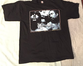 vintage Cypress Hill tour rap tee shirt t 2 sided two tupac bone thugs biggie snoop dogg master p nas hip hop concert 90s vtg