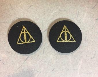 Harry Potter Inspired Earrings