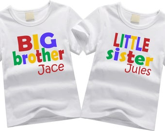 Sibling Shirt Sets