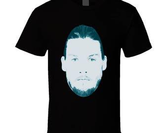Bryan Braman Big Head Philadelphia Football Player Fan T Shirt