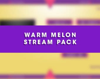 Warm Melon Stream Pack