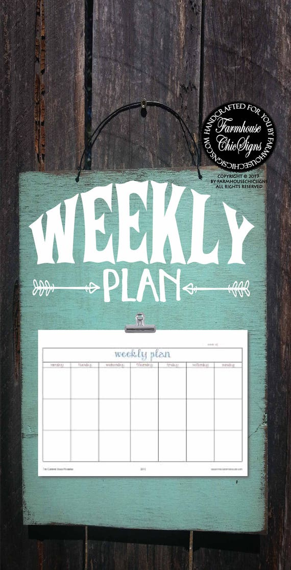 weekly plan, weekly planning, weekly schedule, family organization, family organizer, weekly goals, weekly goal tracking