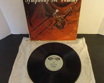 Symphony for Tommy A Tribute to Tommy Dorsey by Hamburg Philharmonia  Orchestra scored by JOSEPH KUHN Somerset Stereo Fidelity Album SF-5700